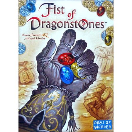 Fist of Dragonstones