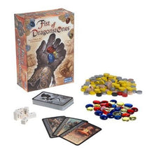 Fist of Dragonstones Components