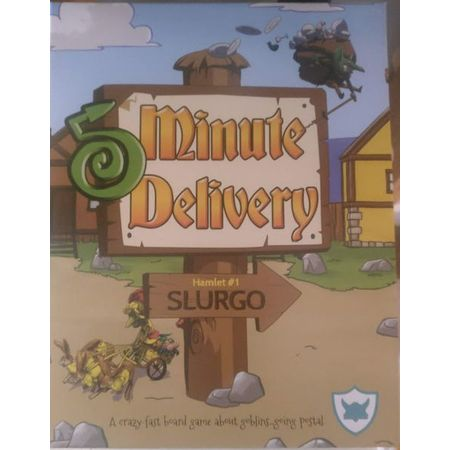 Five Minute Delivery: Hamlet #1 (Slurgo)