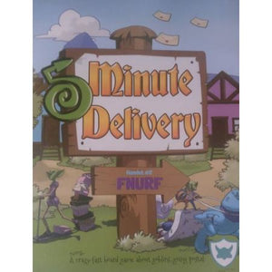 Five Minute Delivery: Hamlet #2 Fnurf