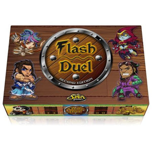 Flash Duel Second Edition