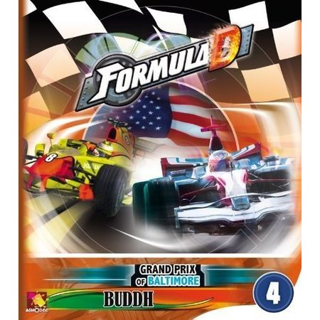 Formula D Circuits 4 – Grand Prix of Baltimore & Buddh