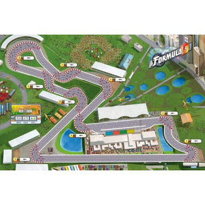 Formula D Circuits 4 – Grand Prix of Baltimore & Buddh Maps