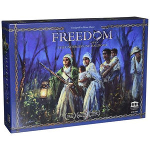 Freedom The Underground Railroad