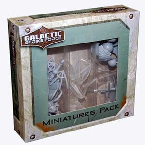 Galactic Strike Force: Spaceship Miniatures