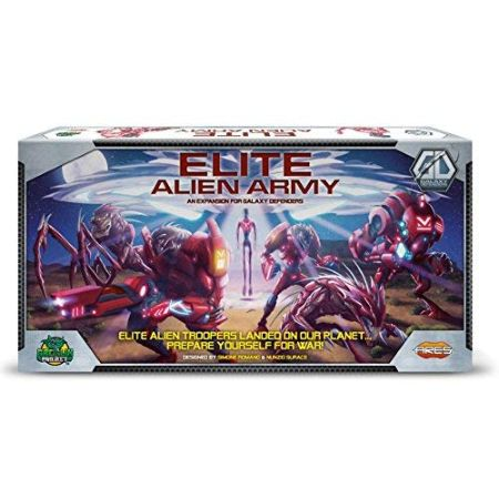 Galaxy Defenders Elite Alien Army