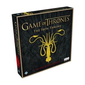 Game of Thrones The Iron Throne – The Wars to Come
