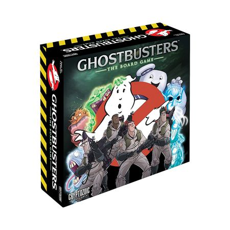 Ghostbusters The Board Game