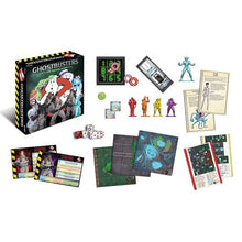 Ghostbusters The Board Game Components