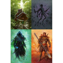 Gloomhaven Artwork