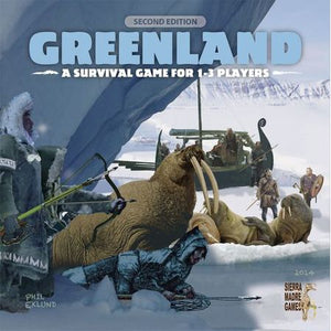 Greenland Second
