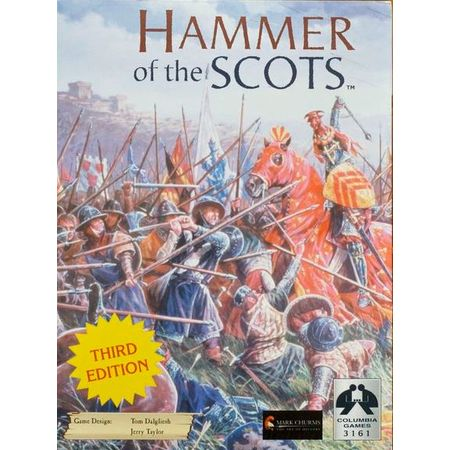 Hammer of the Scots Third Edition