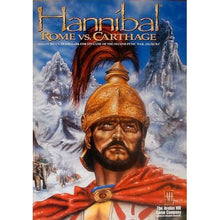 Hannibal Rome vs. Carthage Avalon Hill