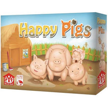 Happy Pigs First Edition