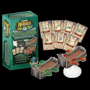 Heroes of Land, Air & Sea Pestilence Booster Pack