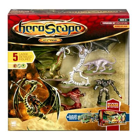 Heroscape Expansion Set Orm's Return