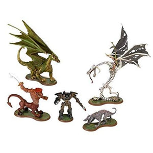 Heroscape Expansion Set Orm's Return Components
