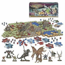 Heroscape Master Set Rise of the Valkyrie Components