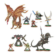 Heroscape Master Set Rise of the Valkyrie Minis