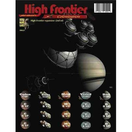 High Frontier Colonization