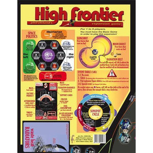High Frontier Expansion