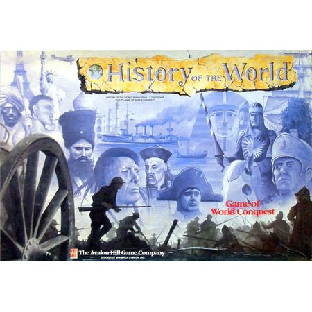History of the World Avalon Hill