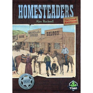 Homesteaders Second