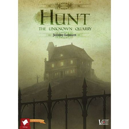 Hunt The Unknown Quarry