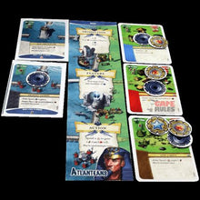 Imperial Settlers Atlanteans Cards