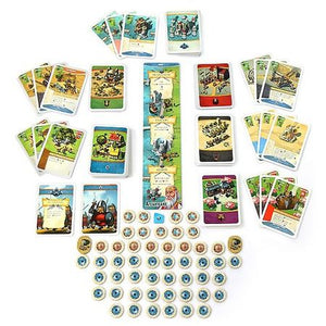 Imperial Settlers Atlanteans Components