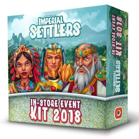 Imperial Settlers In-store Event Kit 2018