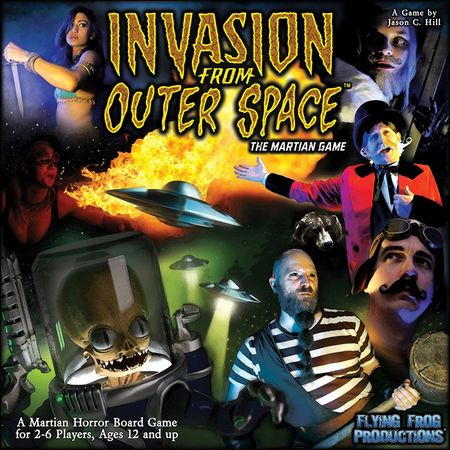 Invasion from Outer Space The Martian Game