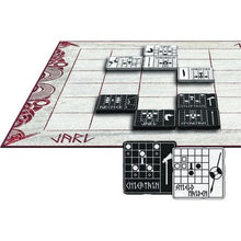 Jarl The Vikings Tile-Laying Game Components