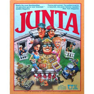 Junta West End games