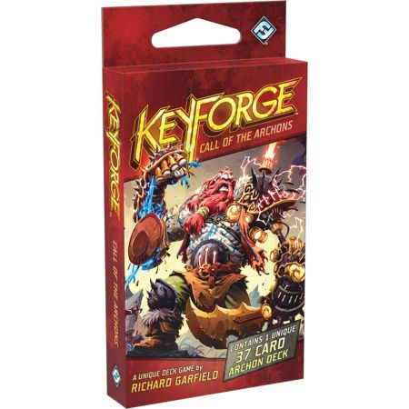 KeyForge Call of the Archons – Archon Deck