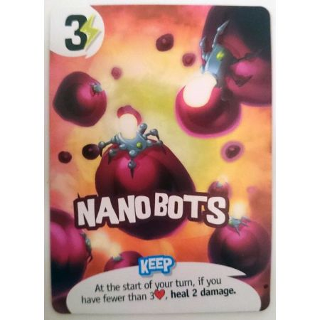 King of New York Nano Bots