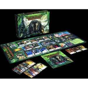 Legendary Encounters A Predator Deck Building Game Components