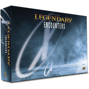 Legendary Encounters The X-Files Deck Building Game