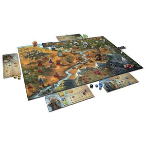 Legends of Andor Components