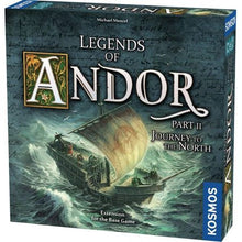 Legends of Andor Journey to the North