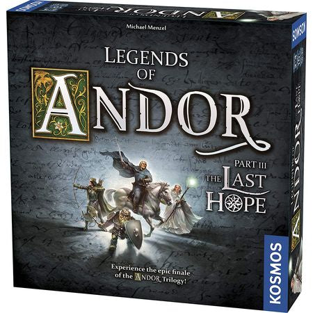 Legends of Andor The Last Hope