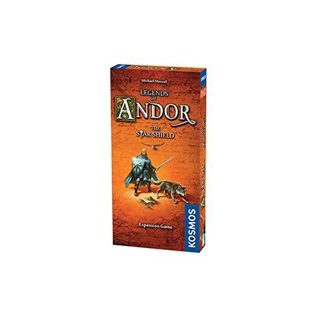 Legends of Andor The Star Shield