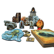 Legends of Andor The Star Shield Components