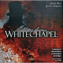 Letters from Whitechapel First