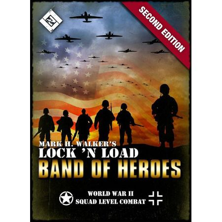 Lock 'n Load Band of Heroes