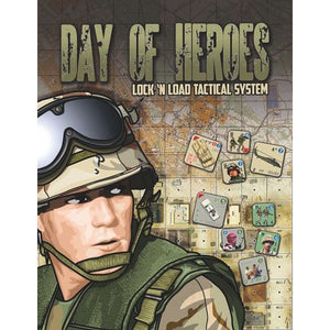 Lock 'n Load Day of Heroes Second Edition