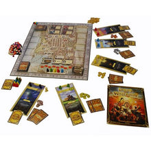 Lords of Waterdeep Components