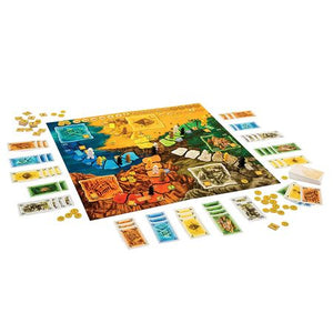 Lost Cities The Board Game Components