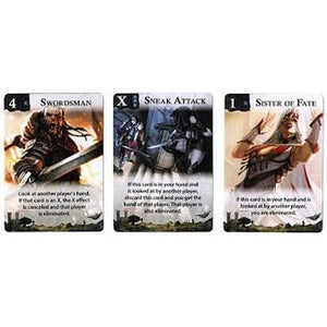 Lost Legacy The Starship Cards