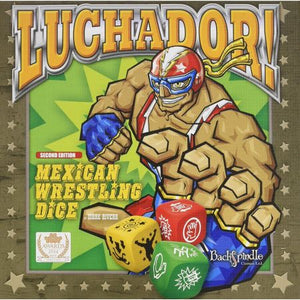 Luchador! Mexican Wrestling Dice Second Edition